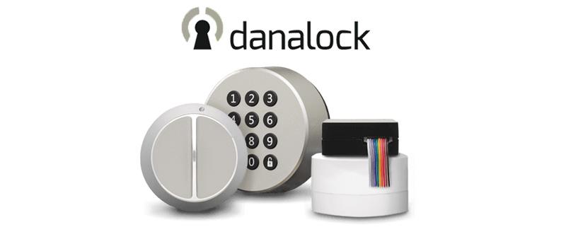 Danalock продуктова гама Futurehome