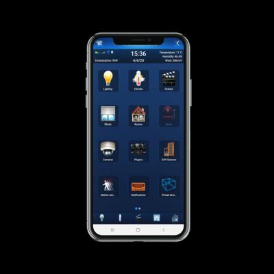 Smart-home-control-app